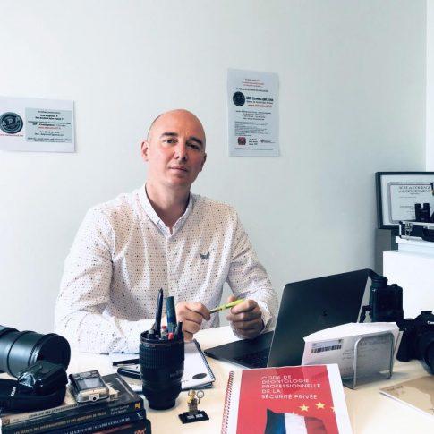 Article - Rencontre avec Christophe Anconi - Agence ARP Investigations